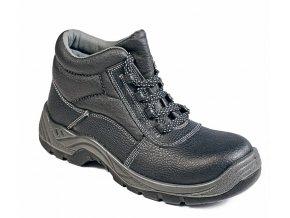 RAVEN METAL FREE S3 pracovní kotníková obuv (Velikost/varianta 48)