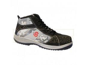 PIGAFETTA S3 kotníková pracovní obuv šedá (Velikost/varianta 47)