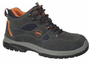 ATENE S1P pracovní obuv kotníková (Velikost/varianta 48)