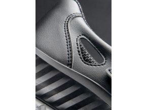 ARMEN O1 pracovní sandál černý