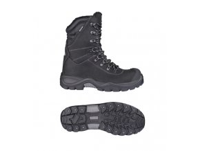 ALASKA S3 poloholeňová obuv černá (Velikost/varianta 48)