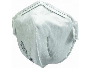 REFIL 730 respirátor skládací s ventilem FFP2 box