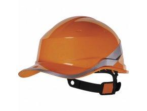 DIAMOND V přilba oranžová (Velikost/varianta UNI)
