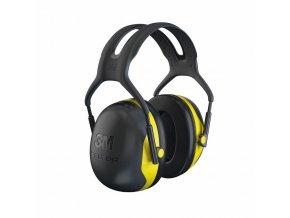 3M PELTOR X2A mušlové chrániče sluchu (Velikost/varianta UNI)