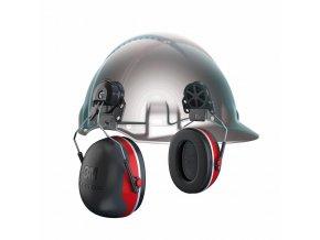 3M PELTOR X3P3 mušlové chrániče sluchu na přilbu