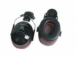 3M PELTOR OPTIME III mušlové chrániče sluchu na přilbu (Velikost/varianta UNI)
