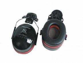 3M PELTOR OPTIME III mušlové chrániče sluchu na přilbu