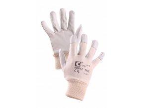 TALE rukavice kozinková lícovka béžová (Velikost/varianta 10)