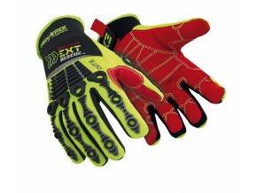 HEX 4012 rukavice záchranářské proti pořezu (Velikost/varianta 11)