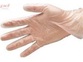 PD-VN-PWF vinylové nepudrované rukavice (Velikost/varianta 04)