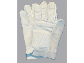 KUBLA rukavice svářecí z lícové hověziny (Velikost/varianta 10)