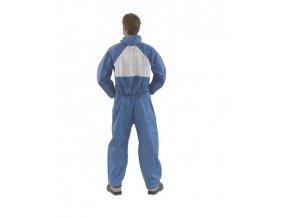 3M 4530 ochraný oblek modrý