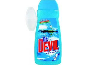 DR.DEVIL gel aqua s košíčkem 400 ml (Velikost/varianta UNI)
