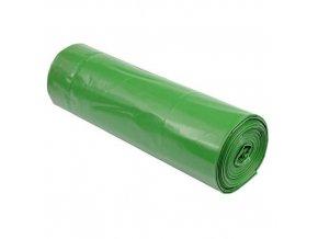 Pytle na odpad LDPE 60 zelené (Velikost/varianta UNI)