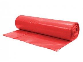 Pytle na odpad LDPE 100 červené (25 ks) (Velikost/varianta UNI)