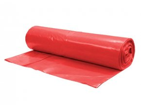 Pytle na odpad LDPE 60 červené (Velikost/varianta UNI)