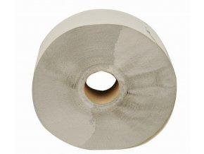 JUMBO toaletní papír 190mm šedý 1 - vrstvý (Velikost/varianta UNI)