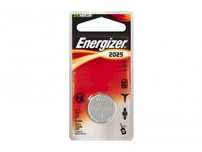 ENERGIZER 2025 baterie lithiová knoflíkový článek 3V (Velikost/varianta UNI)