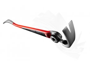 HULTAFORS páčidlo ocelové nastavitelné 209 SB/25' (Velikost/varianta UNI)