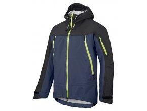 FlexiWork Stretch nepromokavá bunda modrá (Velikost/varianta 3XL)