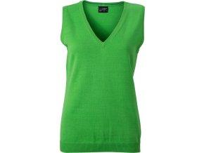 JN 656 dámská vesta zelená (Velikost/varianta 2XL)