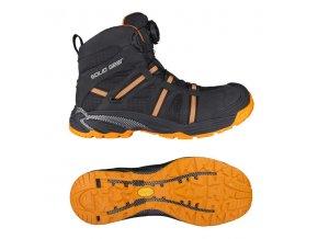 PHOENIX GTX S3 kotníková pracovní obuv černá (Velikost/varianta 48)