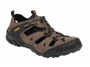 BENNON CLIFTON sandál hnědý (Velikost/varianta 41)
