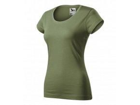 Viper tričko dámské khaki
