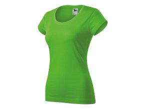 Viper tričko dámské apple green