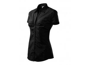 Chic košile dámská černá