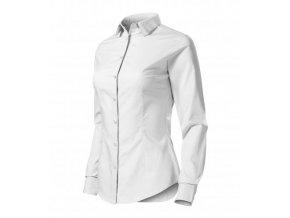 Style LS košile dámská bílá