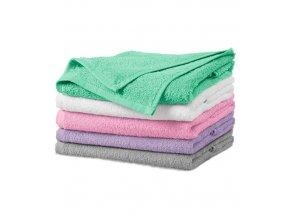Terry Towel ručník unisex růžová