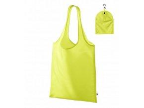 Smart nákupní taška unisex neon yellow