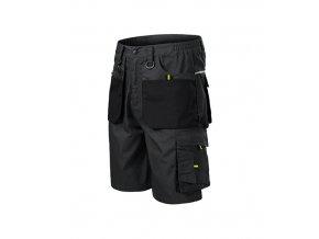 Ranger šortky pánské ebony gray