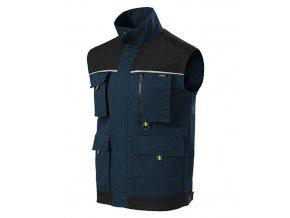 Ranger pracovní vesta pánská námořní modrá