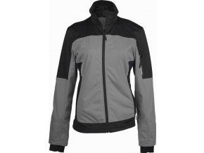 K416 dámská softshellová bunda tm.šedá (Velikost/varianta 4XL)