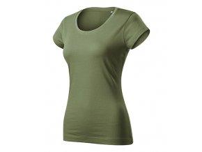 Viper Free tričko dámské khaki