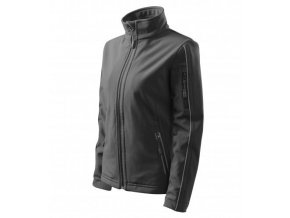 Softshell Jacket bunda dámská ocelově šedá