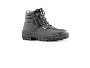 ARAUKAN S1 kotníková obuv černá