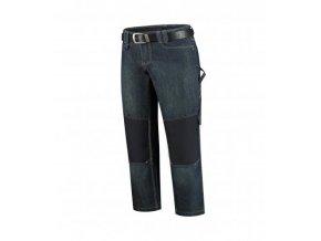 Work Jeans pracovní kalhoty unisex denim blue