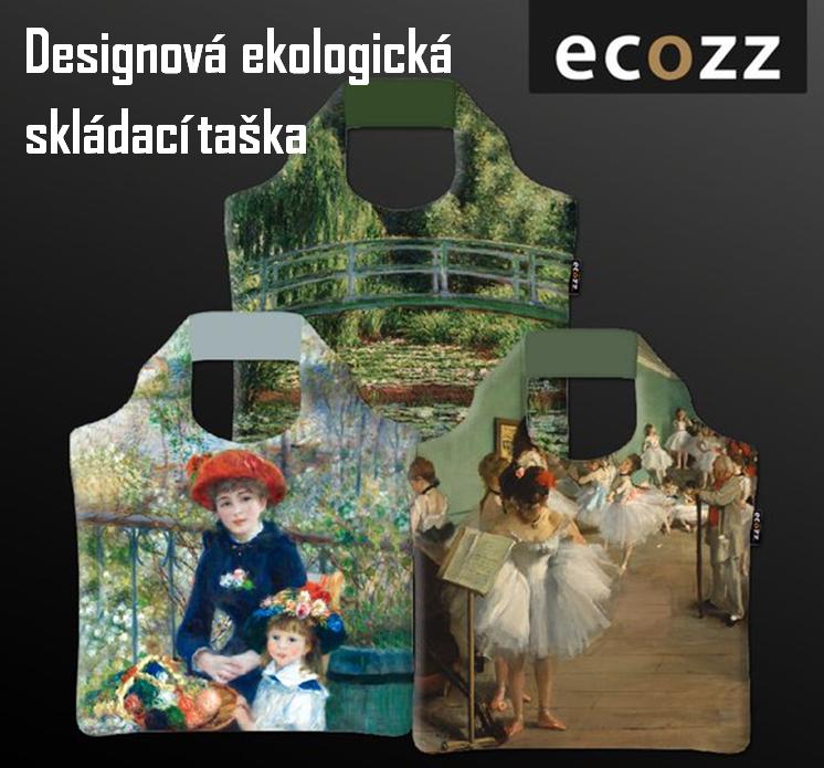 Designové ekologické tašky