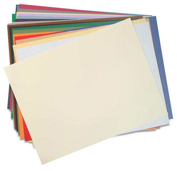 Papír na suché techniky