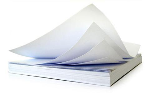 Papír volný
