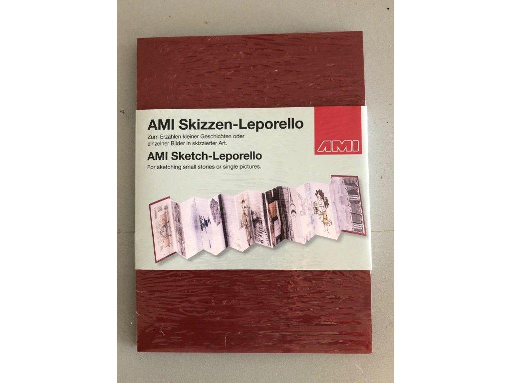 Leporello A6 AMI