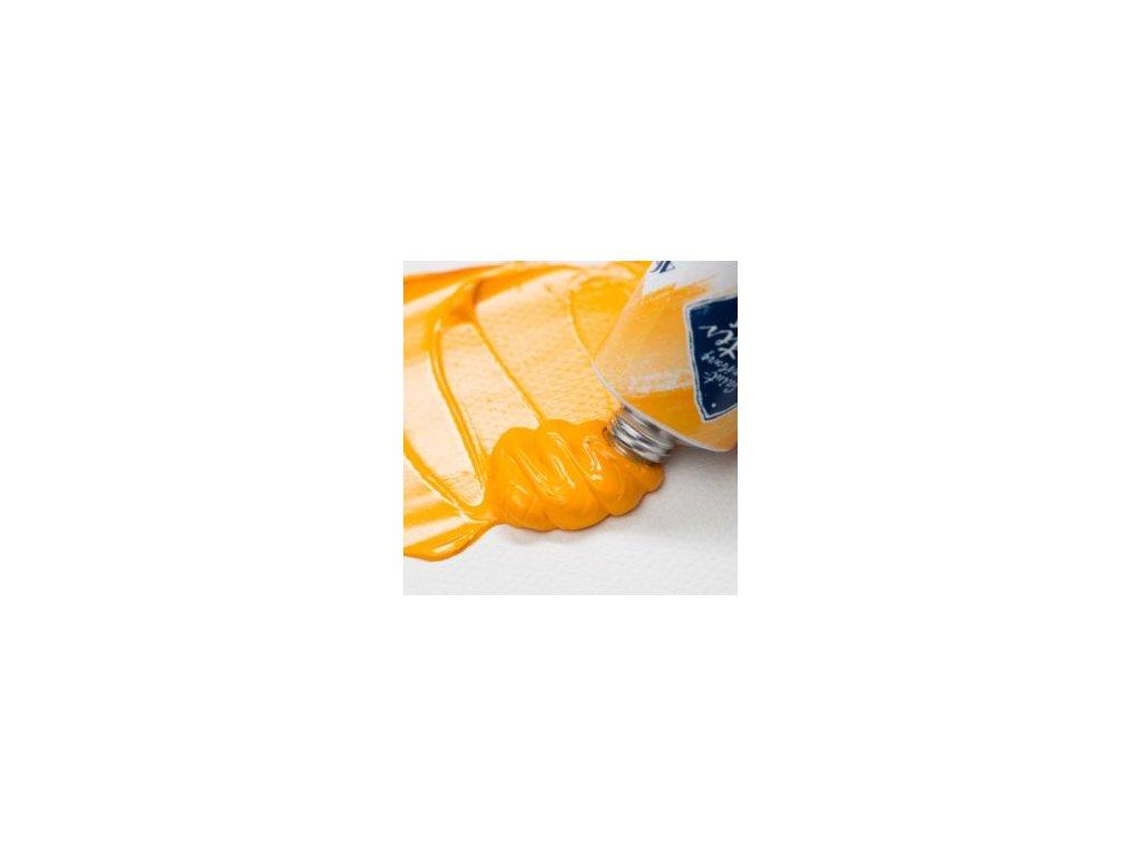 olejová barva Master Class kadmium žluté tmavé 202