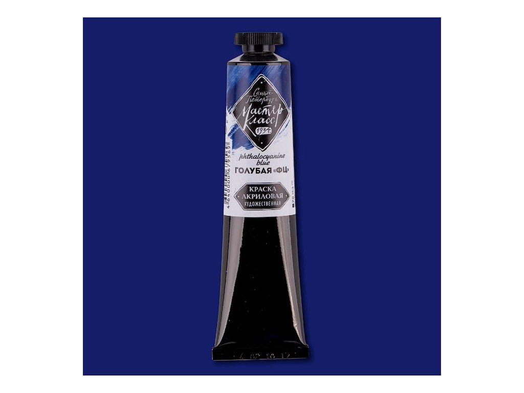 akrylová barva Master Class phthalocyanine blue 500