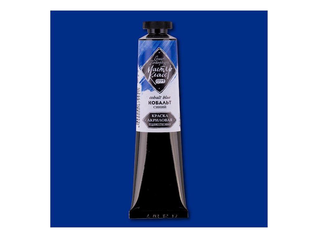 akrylová barva Master Class kobaltová modrá 508