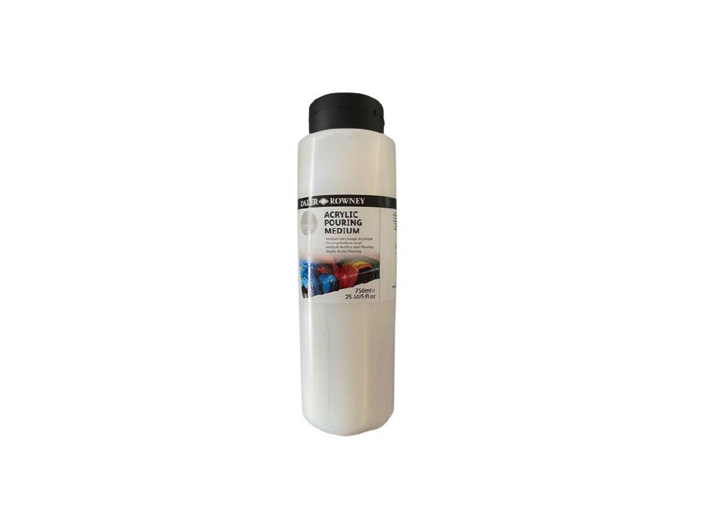 Kapalné medium 750 ml - Pouring medium  Daler Rowney