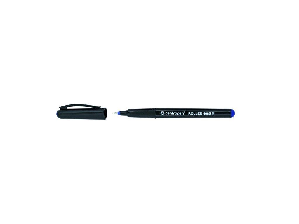 Popisovač - liner - modrý