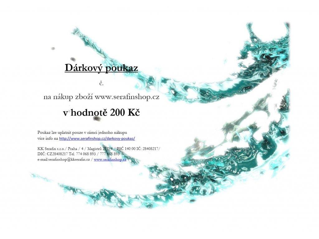 DC zelená vlna 200 Kč 1